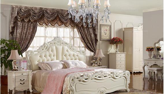 欧式卧室家具套装如何进行摆放呢?