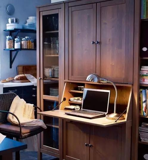书房装修也尝新花样8个角落添置书房