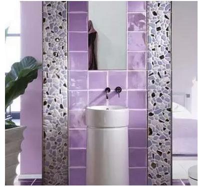 2平米卫生间装修图简洁个性时尚现代风