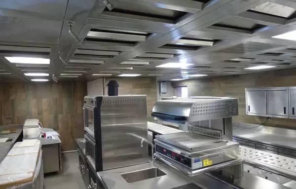 【产品】商用厨房的设计细节