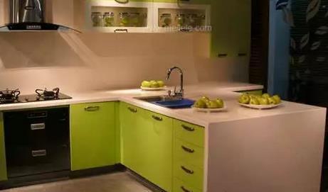 海尔厨房整体橱柜的优势