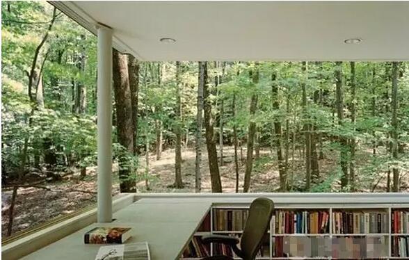 阳台改造书房装修图推荐大全