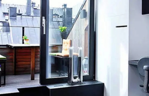 客厅阳台移门效果图 客厅阳台装修注意事项