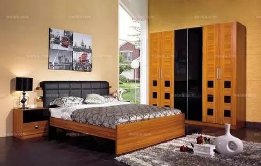 各类卧房整体衣柜图片分析