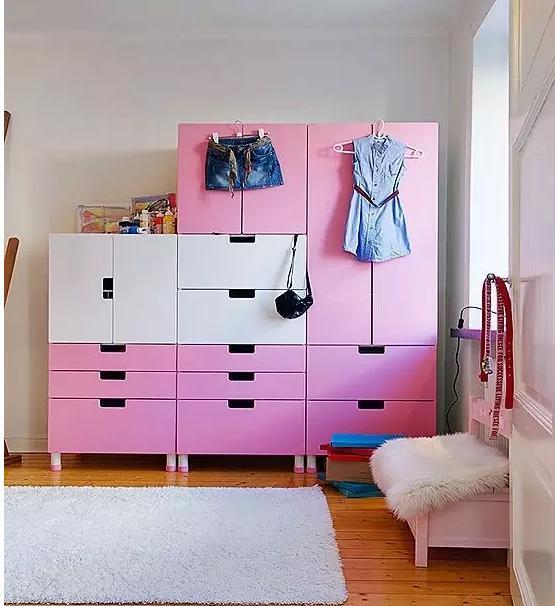 女孩卧室家具套装