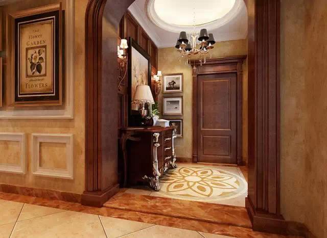客厅玄关设计图注意事项