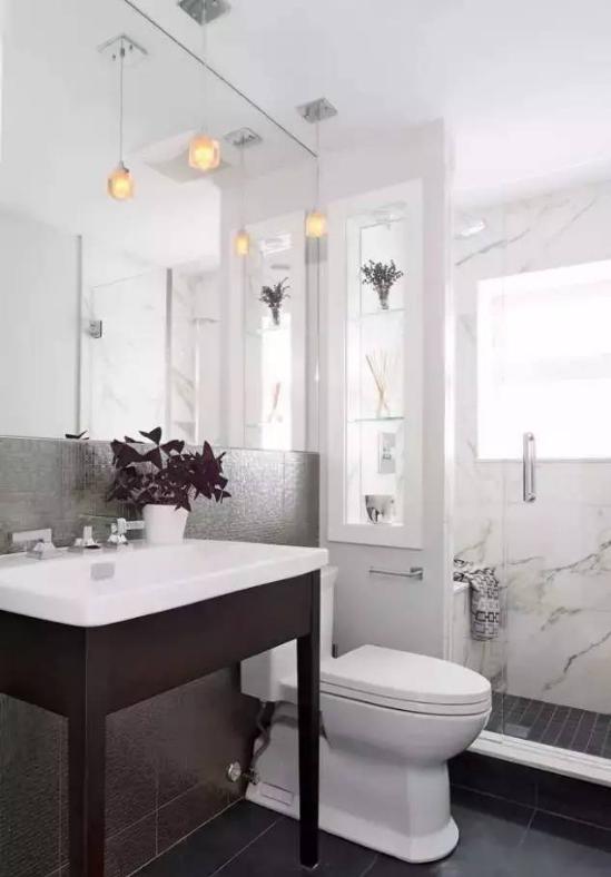 卫生间墙面砖怎么选?