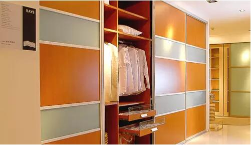 卧室整体衣柜设计效果图欣赏