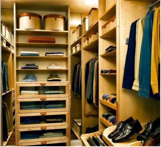 小户型衣帽间一般多大才能设计衣帽间
