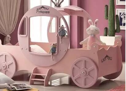 儿童房家具尺寸及其定制注意事项