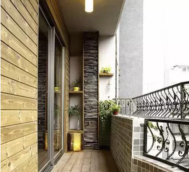 阳台门装修效果图推荐大全