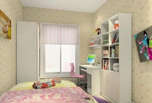 儿童房家具摆放有讲究  给孩子一个健康的生活环境