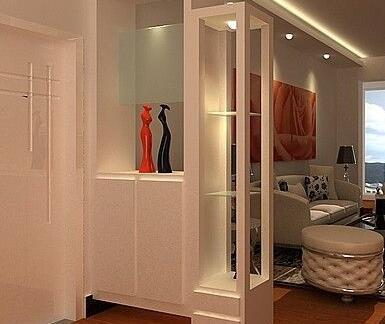 小户型百变客厅造型  利用空间不再浪费!