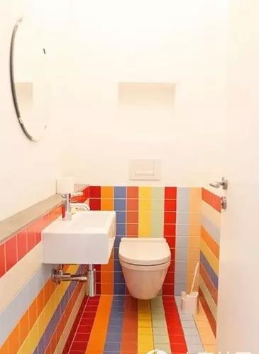 卫生间装饰效果 爱生活爱分享