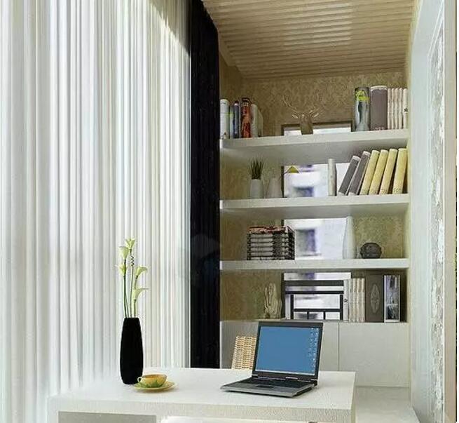 阳台如何改成书房好处大揭秘