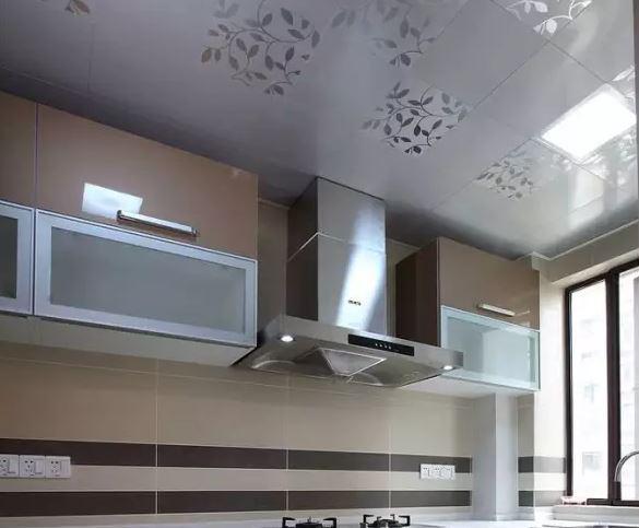 厨卫吊顶应该选择什么材料?