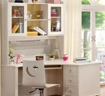 儿童房书桌书柜千万不要单件单件买!
