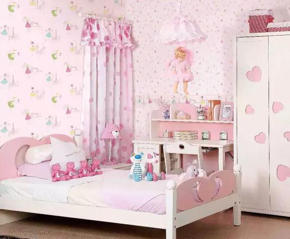 卧室墙纸只是美观好看就可以吗?