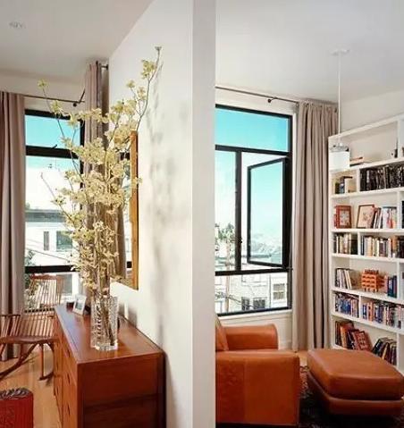 简约书房设计效果图 找寻自己喜欢的设计