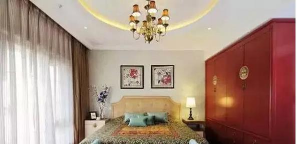 卧室到顶衣柜设计为什么不适合你?