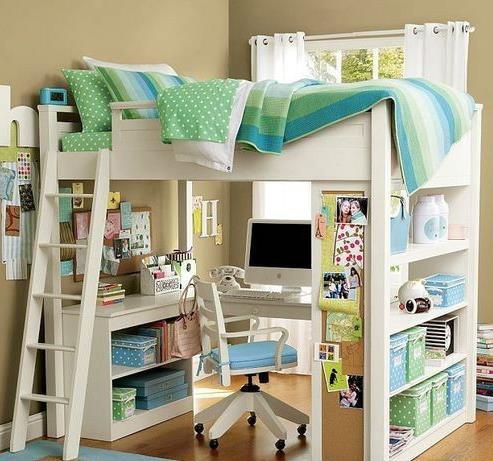 儿童房定制家具,惊讶吧!