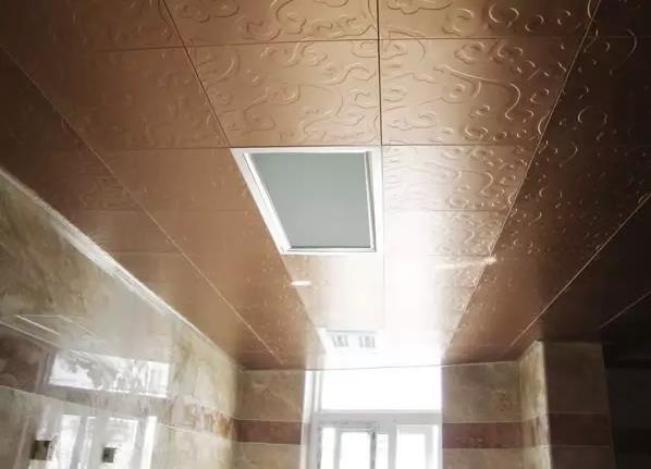 卫生间吊顶用什么材料合适?