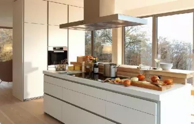厨房用具摆放,有技巧!