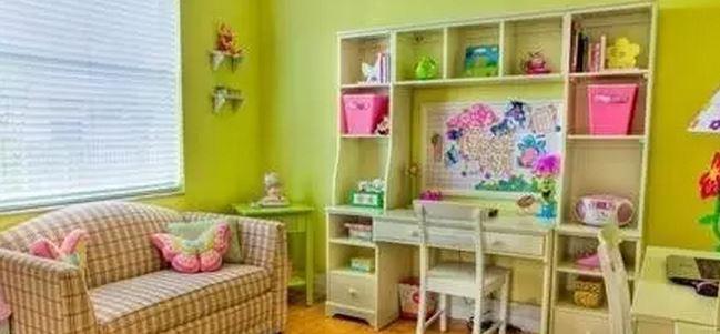 儿童房变书房,爸妈可以放暑假啦!