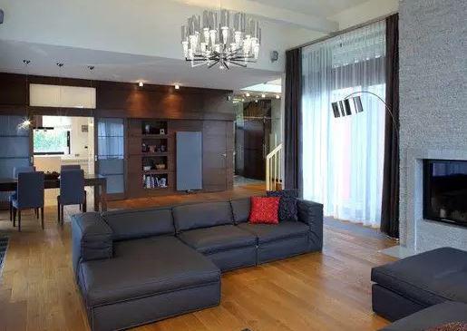 创意客厅沙发摆放效果图  年轻人的动感地带