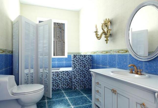 卫生间明管装饰效果图之卫生间装修5大要点