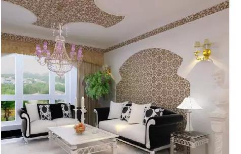 客厅灯具选择,仔细谨慎的选择考虑