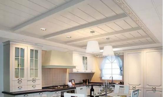 地中海风格的厨房吊顶贴图