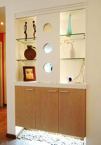 客厅玄关装修效果图 精彩无限的入户风景