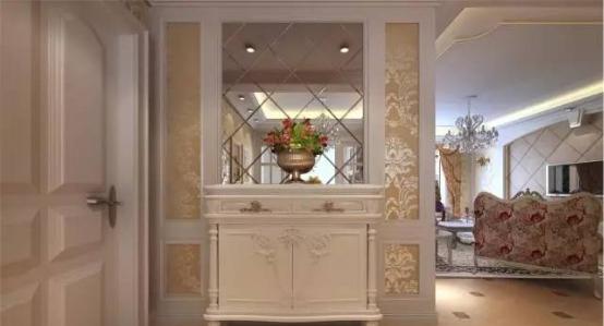 入户玄关鞋柜设计有哪些好方法