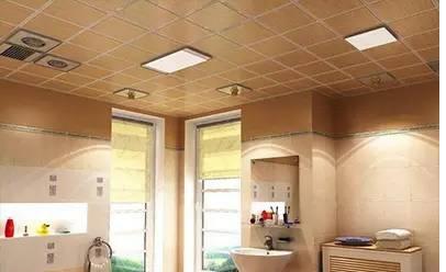 卫生间集成吊顶,选对材料可以用70年!