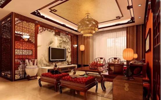 客厅吊顶效果图,不同风格一样精彩