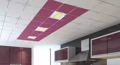 如何确定厨房吊顶的安装高度?