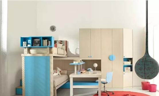 儿童房组合设计原则