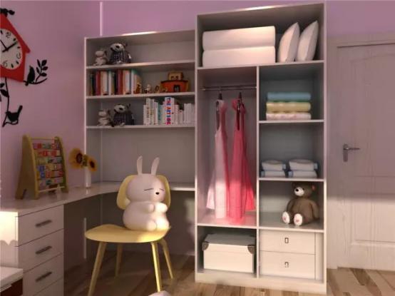 欧式开放式衣帽间 定制衣柜教您打造个性化空间