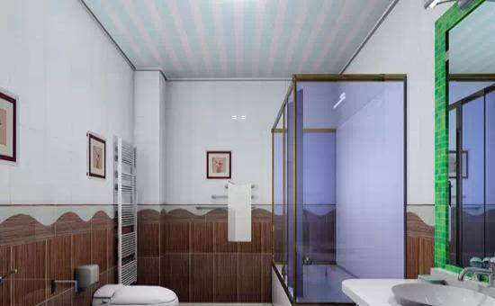 卫生间装修中卫生间吊顶多高才是最合适