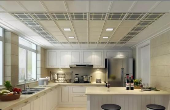 厨房吊顶品牌介绍怎么选择吊顶