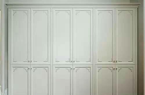 5款卧室衣柜设计效果图 女人都无法挑剔