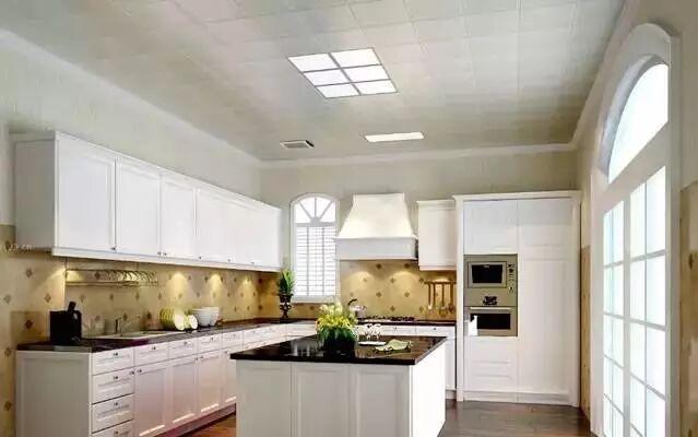 【装修宝典】不可少的厨房吊顶安装步骤