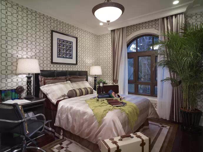 为什么卧室贴墙纸比刷漆好?