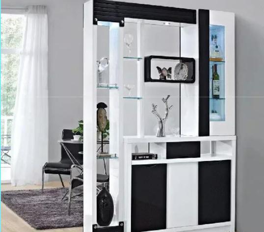 玄关柜设计图纸 多款设计案例欣赏
