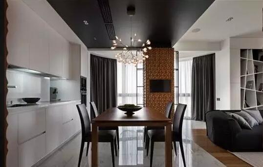 厨房吊顶高度怎么选择 教你拼出高颜值厨房