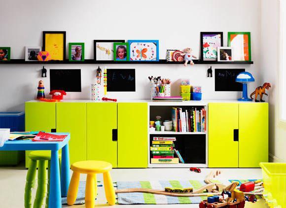 儿童房装修效果图精选 给孩子选择最好的家具