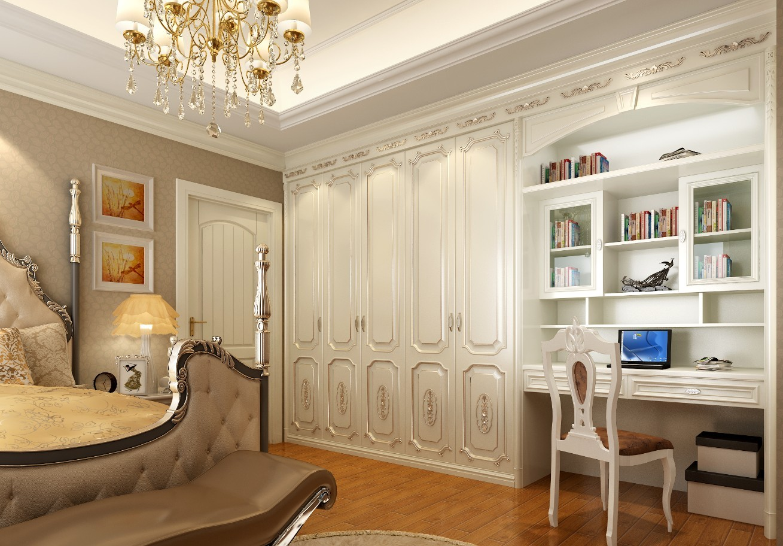 一套卧室家具定制,利用好每一个空间