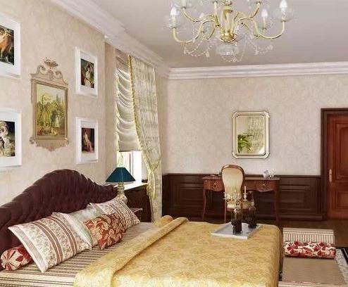 60平小户型卧室效果图多种多样