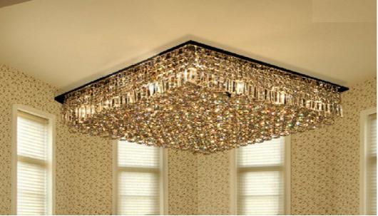 客厅灯一般买多大的塑造整体协调